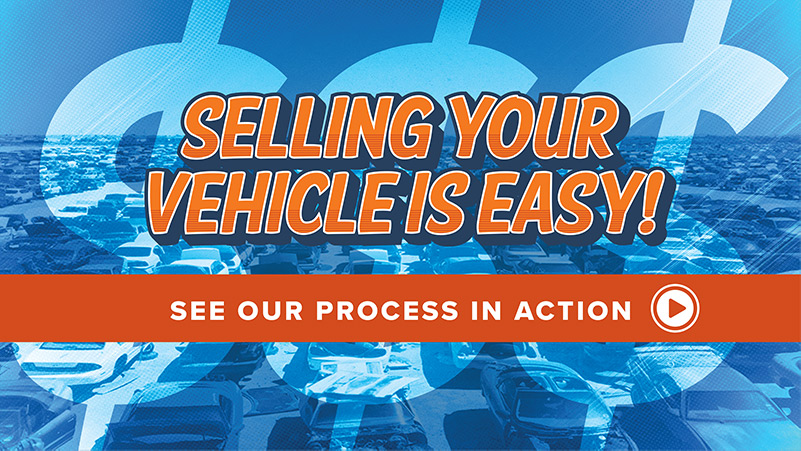 Selling your car is easy! See our process in action.
